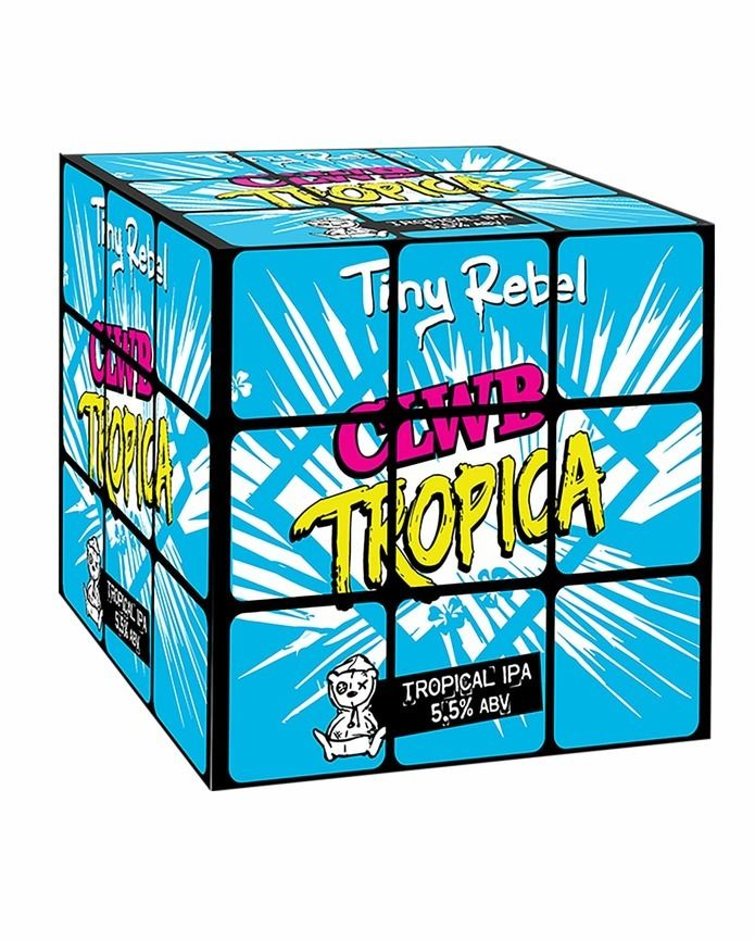 Clwb Tropica 4 Pack