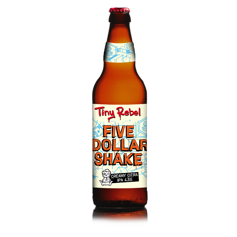 Five Dollar Shake 6 x 500ml Bottle